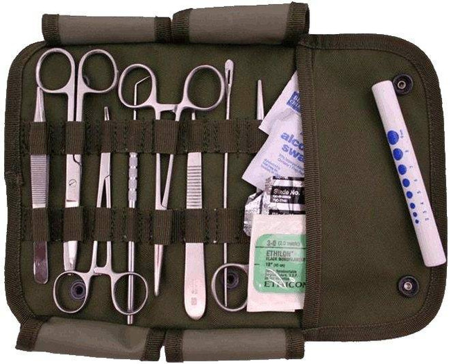 Elite First Aid Surgical Kit 80122