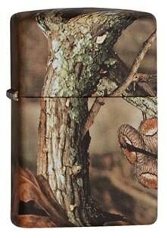 Zippo Windproof Mossy Oak Green Matte Lighter 28738