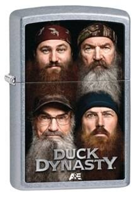 Zippo Windproof Duck Dynasty Lighter 28881