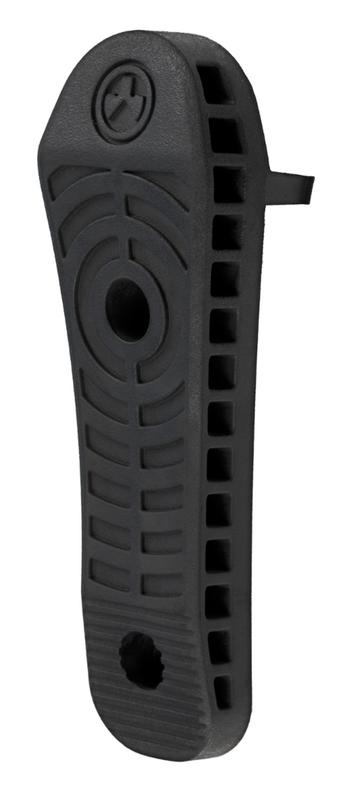 Magpul Enhanced Rubber Butt-Pad, 0.70 MAG317-BLK 873750001593
