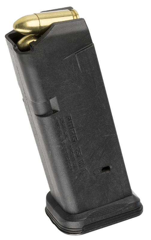Magpul PMAG 15 GL9, 9x19 – GLOCK G19 MAG550-BLK 840815101369