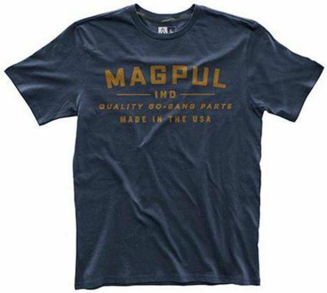 Magpul Fine Cotton Go Bang Parts T-Shirt MAG740