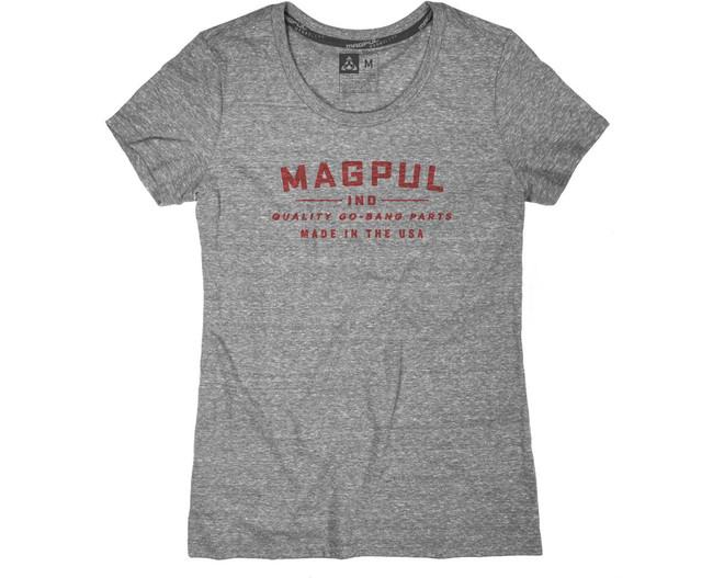 Magpul Megablend Womens Crew-Neck Go Bang T-Shirt MAG881