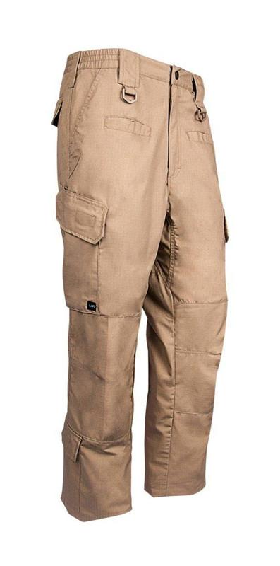 LA Police Gear Mens Operator Pant with Lower Leg Pockets TOP1003EWB