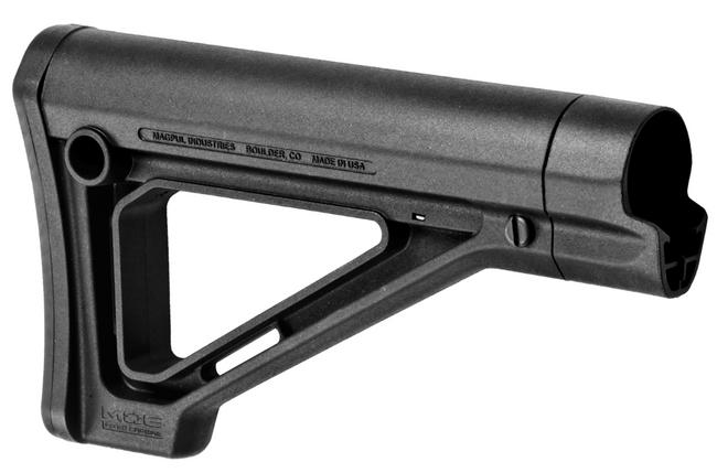 Magpul MOE Fixed Carbine Stock – Mil-Spec MAG480
