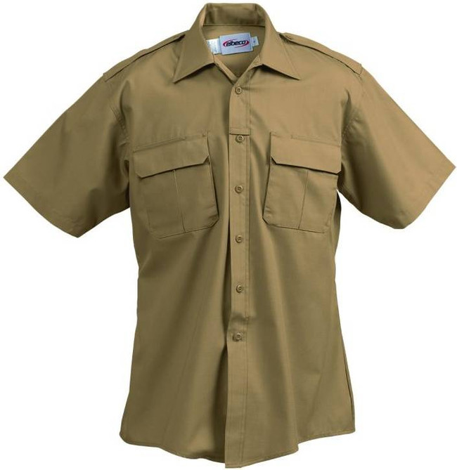 Elbeco Transcon Line Duty Uniform Long Sleeve Shirt 5669