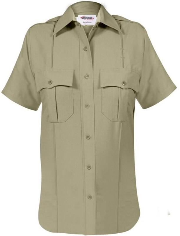 Elbeco DutyMaxx West Coast Womens Short Sleeve Shirt 9792LCD