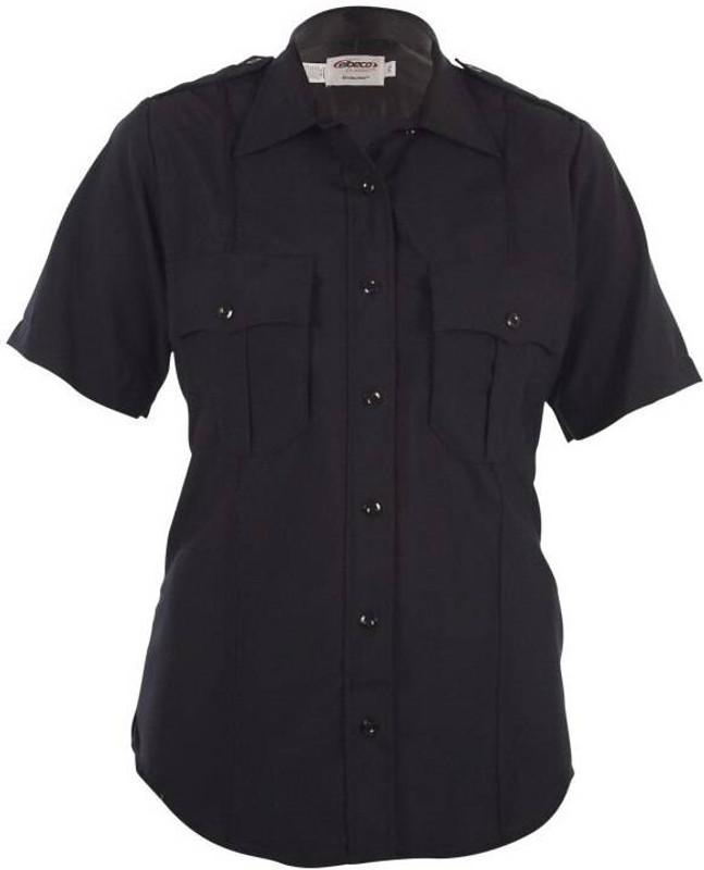 Elbeco Distinction Womens Short Sleeve Shirt 9840LCN