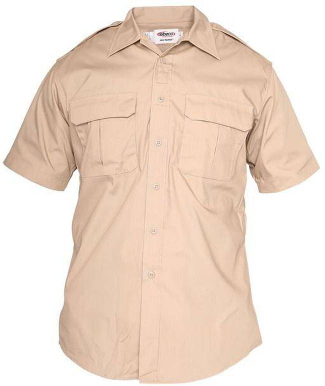 Elbeco ADU Ripstop S/S Mens Shirt ADU-RIPSTOP