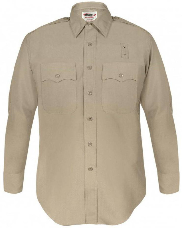Elbeco California Highway Patrol L/S Poly/Rayon Shirt 247N
