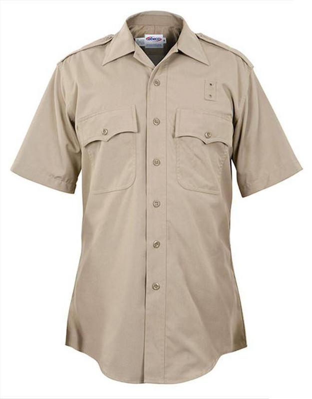 Elbeco California Highway Patrol Class A Rayon Blend S/S Shirt 248N