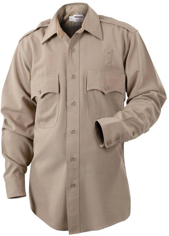 Elbeco LA County Sheriffs Class A L/S Shirts for Men 7064N
