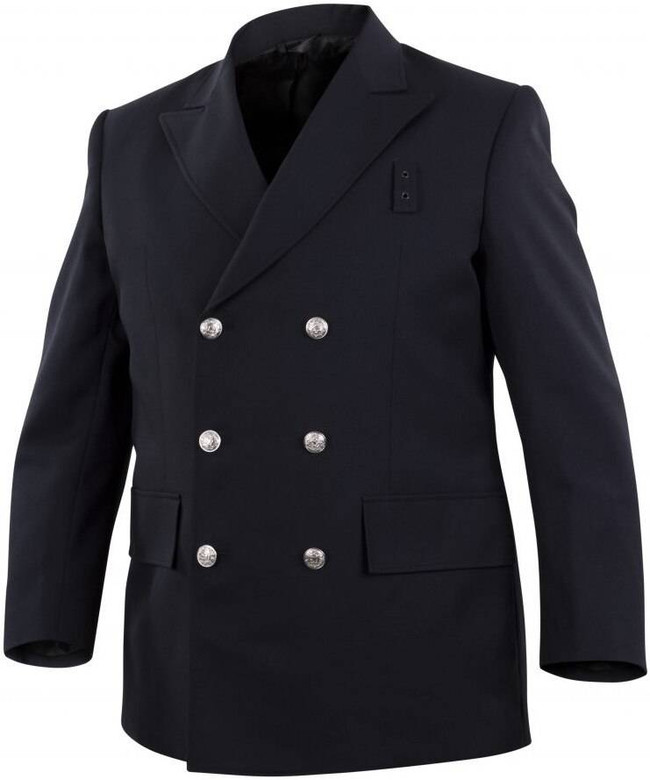 Elbeco Top Authority Double-Breasted 2 Pocket Blousecoat DC13820