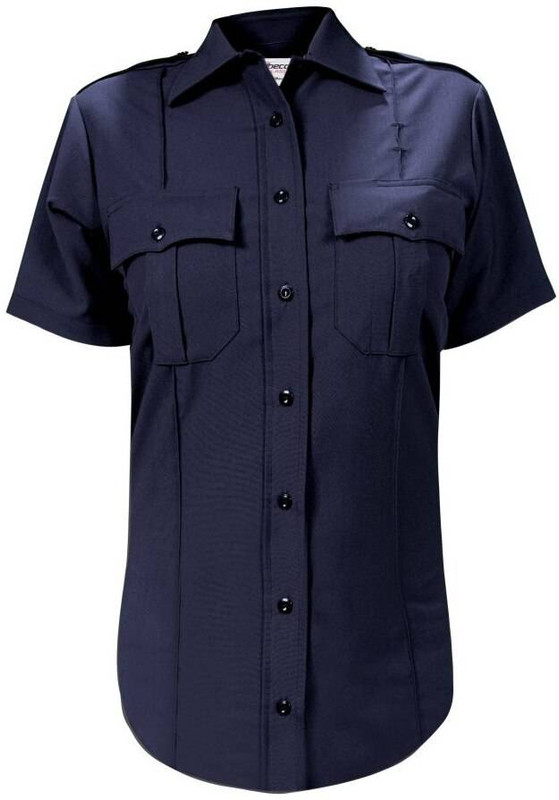 Elbeco DutyMaxx Womens Short Sleeve Shirt DUTYMAXX-W-SS