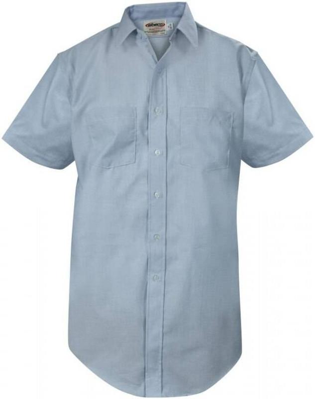 Elbeco Express Dress Mens Short Sleeve Shirt EXPRESS-SS-CA03