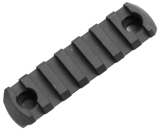 Magpul M-LOK Aluminum Rail, 7 Slots MAG582-BLK 873750001678