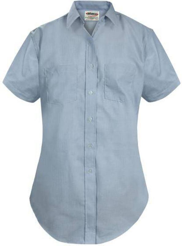 Elbeco Express Dress Womens Short Sleeve Shirt EXPRESS-WSS-CA33