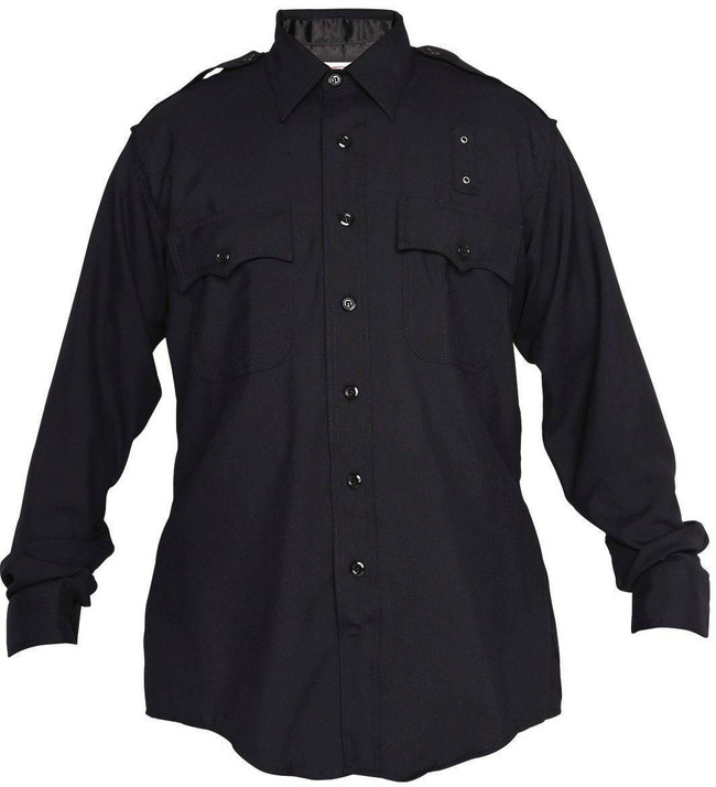 Elbeco LAPD 100percent Wool L/S Mens Heavy Weight Shirt Z4777