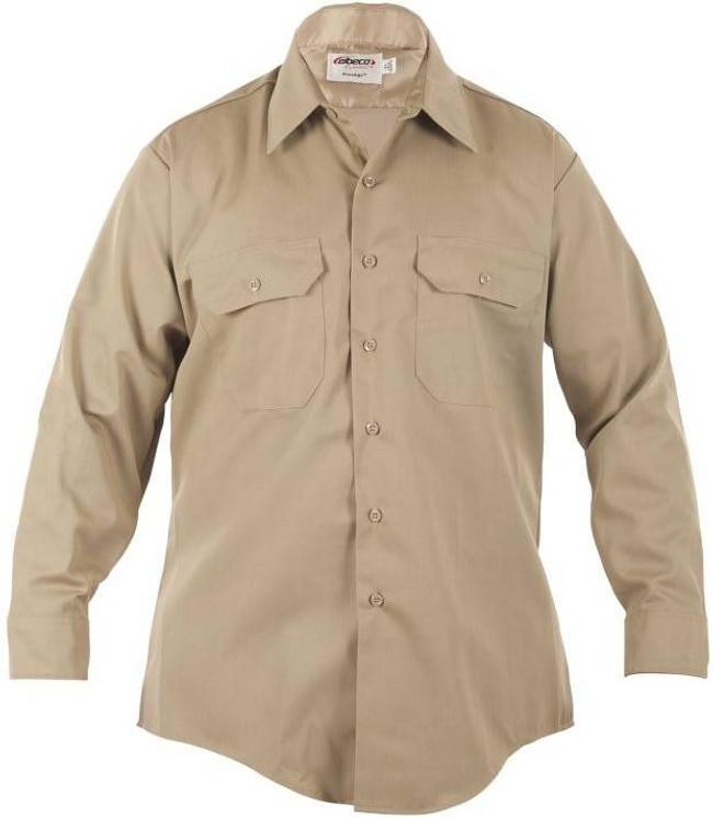Elbeco Mens LA County Sheriffs Class B L/S Shirt 4532