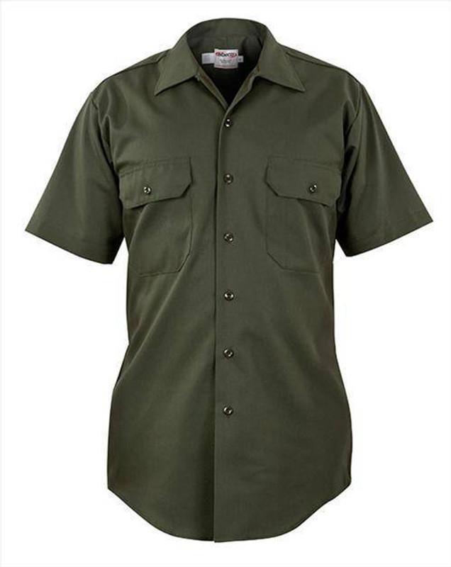 Elbeco Mens LA County Sheriff Class B SS Shirt LA-SHERIFF-SS