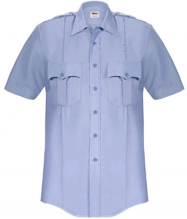 Elbeco Paragon Plus Poplin Mens Short Sleeve Shirt PARAGON-SS