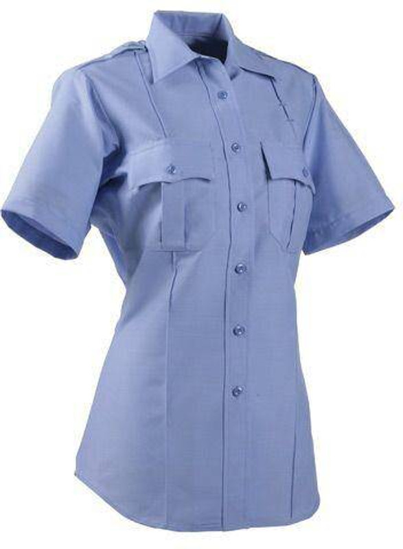 Elbeco Paragon Plus Poplin Womens Short Sleeve Shirt PARAGON-WSS