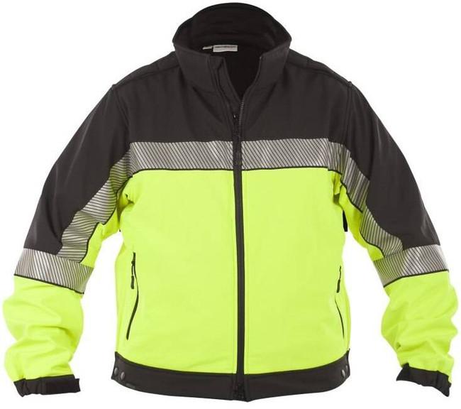 Elbeco Shield HiVis Soft Shell Jacket SH3708HV