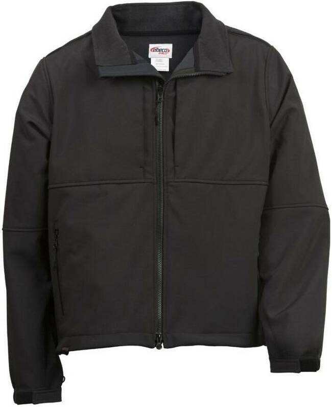 Elbeco Shield Performance Soft Shell Jacket-Black SH3500