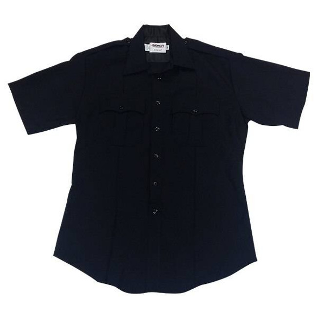 Elbeco Distinction S/S Pleated Pocket Shirt for Men 8840N