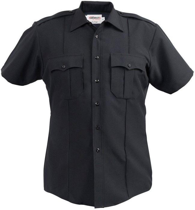 Elbeco Zippered Textrop2 Mens Short Sleeve Shirt ZTEXTROP2-SS