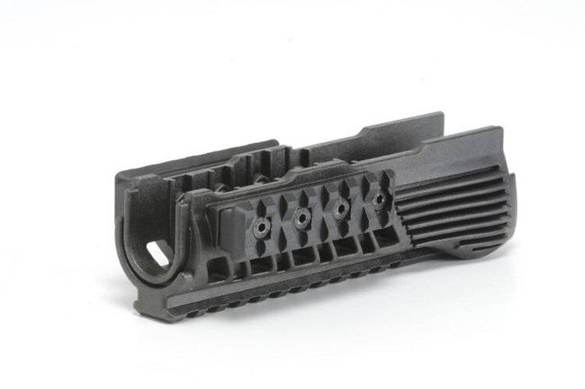Command Arms Accessories AK-47 Lower Handguard with Picatinny Rails on 3 Sides RS47B