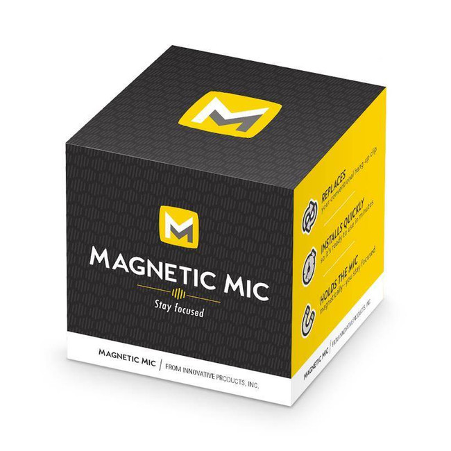 Magnetic Mic Conversion Kit MIC-MMSU-1 748252359933