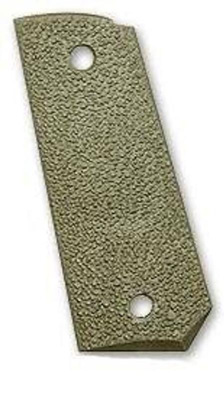 Ergo Grip XTR 1911 Grip Tapered Bottom Hard Rubber 4511