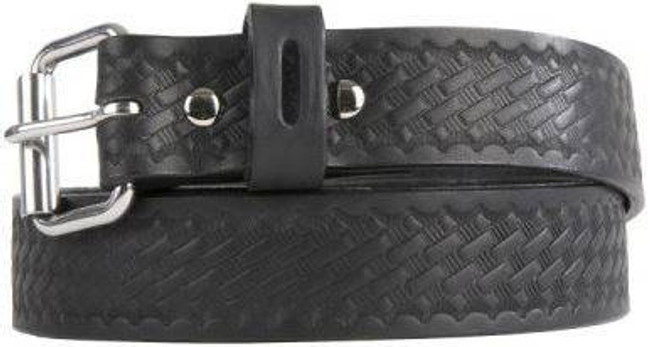 Flagrant Beard Basketweave Belt 99-3539