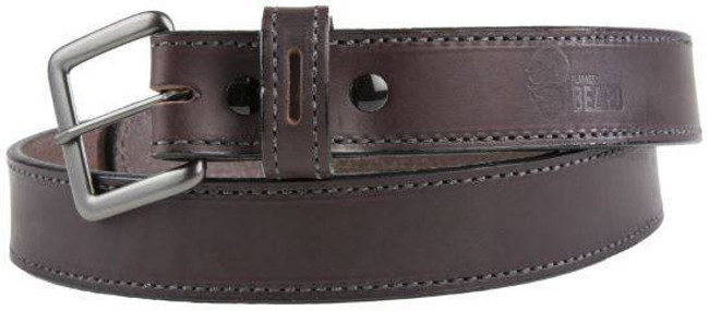 Flagrant Beard Black Stitched Belt 99-3541-HV