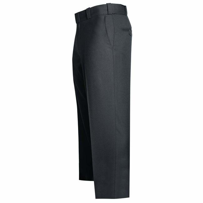 Flying Cross Command 100% 4-Pocket Polyester Gabardine Men's Pants black