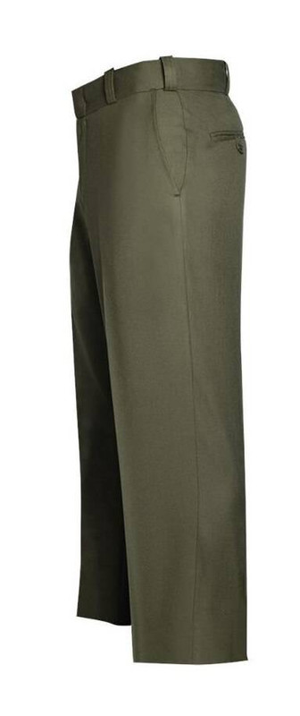 Flying Cross Justice 75percent Poly/25percent Wool Mens Pants with Freedom Flex Waist Band 47280