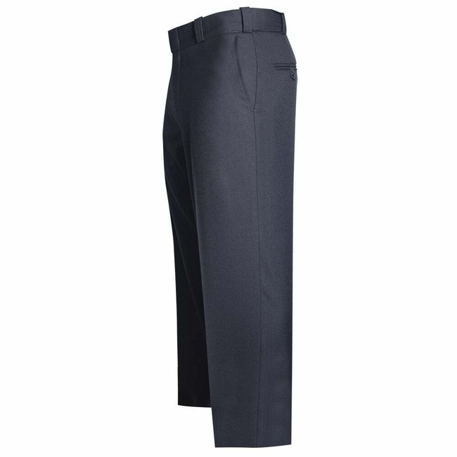 Flying Cross 65% Polyester/35% Cotton Valor Men's 4-Pocket Pants with FreedomFlex Waistband LAPD Navy