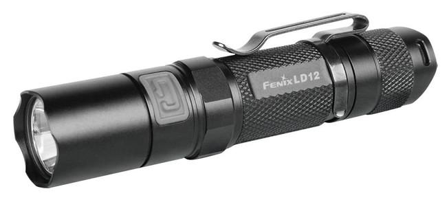 Fenix Lighting LD12 Tactical 125 Lumen Flashlight LD12 6942870301280