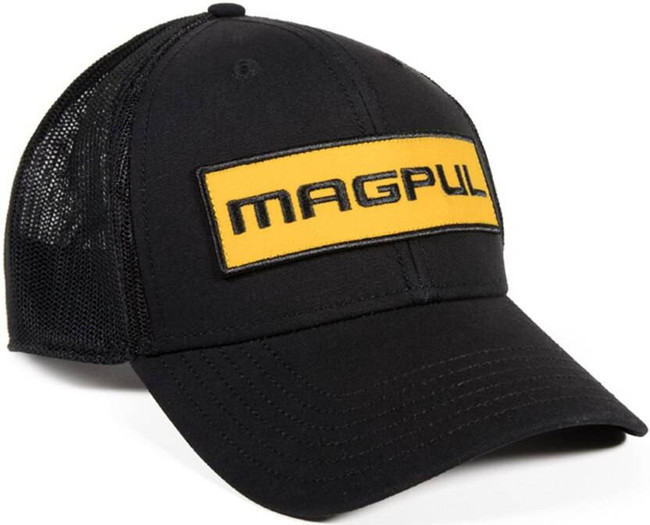 Magpul Wordmark Patch Mid Crown Snapback Hat MAG898
