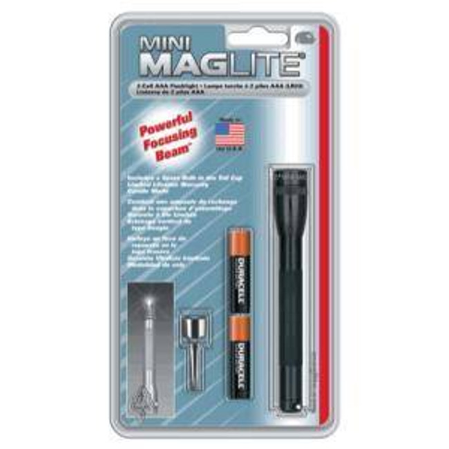 Mag-Lite Minimag AAA Blister Pack M3A016 038739161396