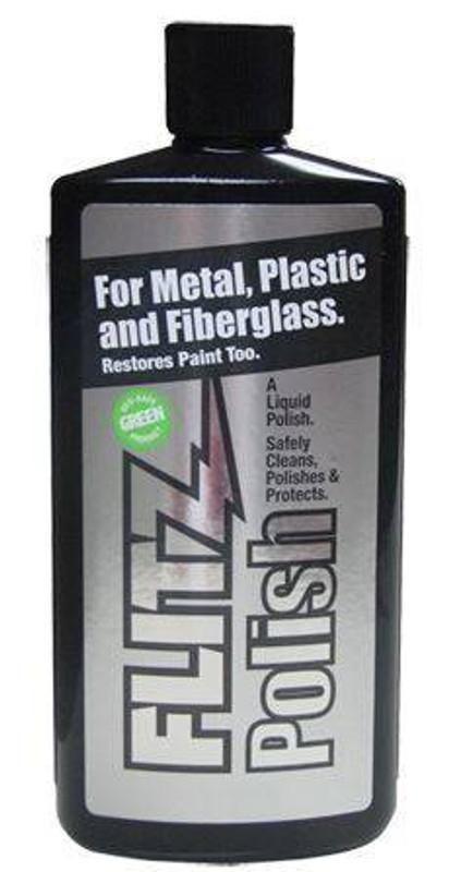 Flitz Liquid Polish 7.6oz Bottle LQ04587 065925045871