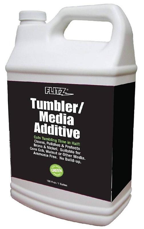 Flitz Tumbler Media Additive 1 Gallon Jug TA04810 065925045109