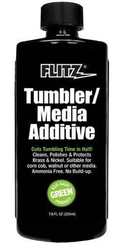 Flitz Tumbler Media Additive 7.6oz Bottle TA04885 065925048858