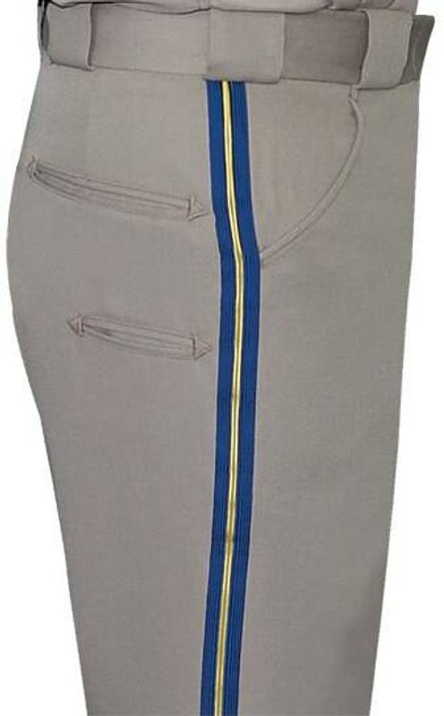 Flying Cross 100percent Wool CHP Silver Tan Half Top Pants CHPHT1914
