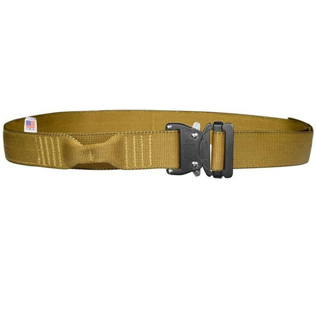 Fusion 1.75 Nylon Shooters Belt with Presto Steel Buckle and Nylon Loop 175PRESTOSHOOTER