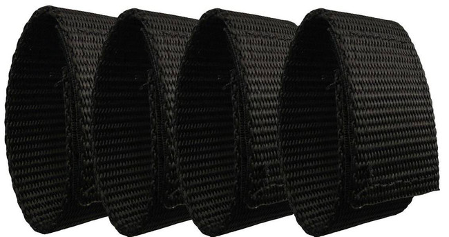 Fusion Set of 4 Belt Keepers BK-8188-38-4