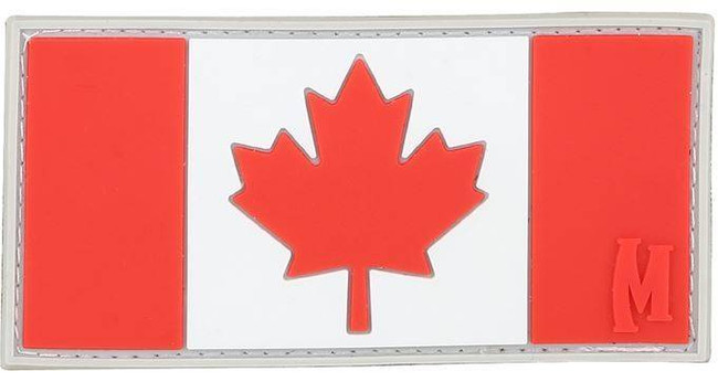 Maxpedition Canada Flag Patch CNFL
