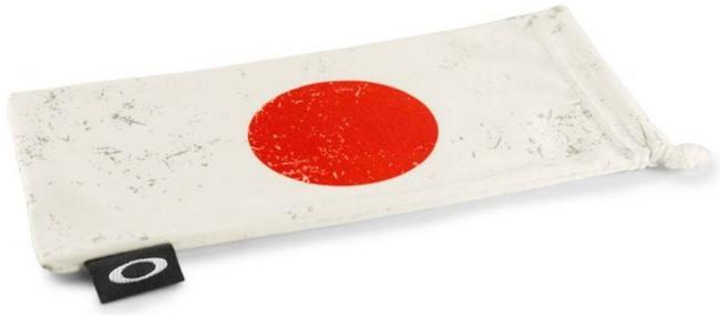 Oakley Japan Flag Microbag 100-789-005 888392152022