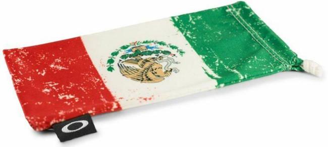 Oakley Mexico Flag Microbag 100-789-006 888392152039